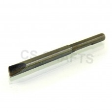 Pen mill 6.18mm dia shaft - 7mm pen tubes