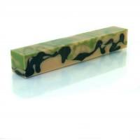 Acrylic Pen Blank Desert Camouflage