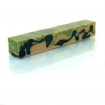 Desert Camouflage - Acrylic Pen Blank