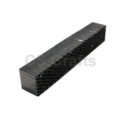 Black with aluminium honeycomb Resin Blank