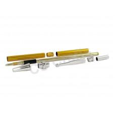 Chrome Fancy Pencil Kit, Single Kit