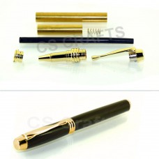 Gold Manager Rollerball Pen Kit