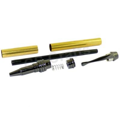Gun Metal Manager Rollerball Pen Kit