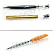 Letter Opener Kit in Chrome finish