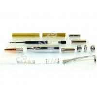 Chrome Bullet Click Pen Kit