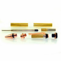 Copper Cigar Pen Kit, Single Kit