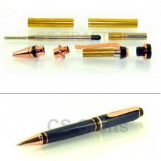 Copper Cigar Pen Kit, Single Kit