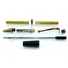 Antique Rose Copper Comfort Pen Kit, Single Kit