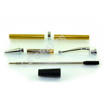 Chrome Comfort Pen Kit - Single Kit