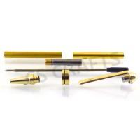 Gold European Pen Kit, Single Kit
