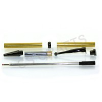 Gun Metal Fancy Pen Kit, Single Kit