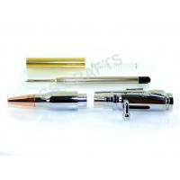 Chrome Lock n Load Bullet Pen Kit