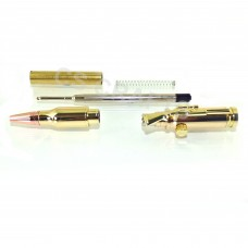Gold Lock n Load Bullet Pen Kit