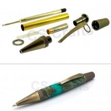 Antique Bronze Sagiters Pen Kit