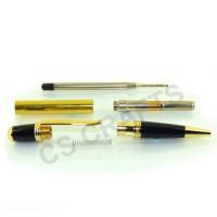 Gold / Black Sierra Pen Kit