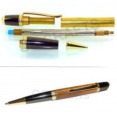 Gold / Gun Metal Sierra Pencil Kit, Single Kit