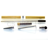 Touch Stylus Chrome Slimline Pen Kit