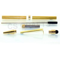 Touch Stylus Gold Slimline Pen Kit