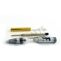 Chrome Stick Shift Pen Kit