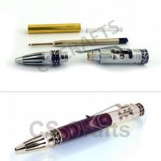 Chrome Stick Shift Pen Kit