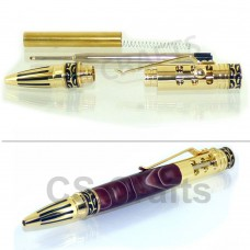 Gold Stick Shift Pen Kit