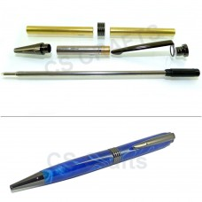Gun Metal Streamline Pen Kit, Single Kit