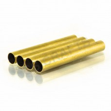 Spare Brass Tubes for Streamline Pen Kits x  4